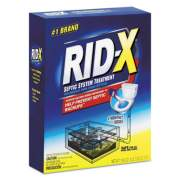 RID-X Septic System Treatment Concentrated Powder, 19.6 oz, 6/Carton (19200-80307)