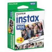 Fujifilm Instax Wide Film Twin Pack, 800 ASA, 20-Exposure Roll (16468498)