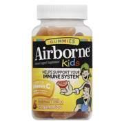 Airborne Kids Immune Support Gummies, Assorted Fruit Flavors, 42 Count (18576)