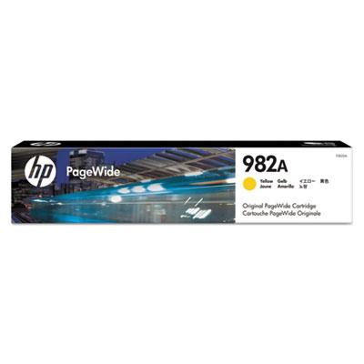 HP 982A Yellow Original PageWide Cartridge (T0B25A)