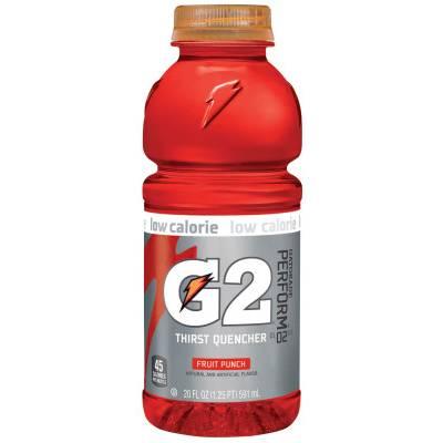 Gatorade 20 Oz. Wide Mouth Bottles (20405)