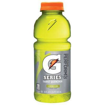 Gatorade 20 Oz. Wide Mouth Bottles (32868)