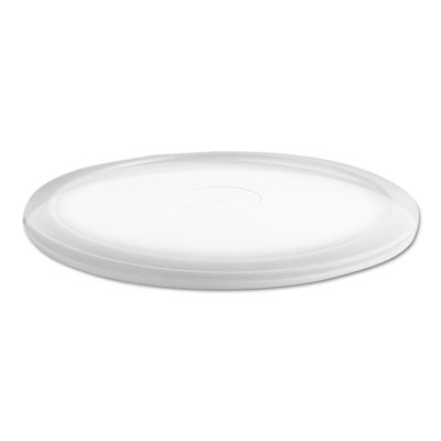 Anchor Packaging MicroLite Deli Tub Lid, Clear, Over-Cap Fit, 500/Carton (IL409C)