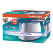 Honeywell Germ Free Cool Moisture Humidifier, 1.1 gal, 17.48w x 9.37d x 11.85h, White (HCM350)