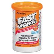 FAST ORANGE Pumice Hand Cleaner, Orange Scent, 4.5 lbs Canister, 6/Carton (35406)