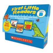 Scholastic First Little Readers, Reading, Grades Pre K-2, 8 Pages/Book, 20 Books, Level B (9780545223027)
