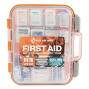 First Aid Only ANSI Class A Bulk First Aid Kit, 210 Pieces, Plastic Case (91064)