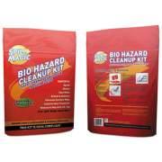 """Spill Magic Biohazard Spill CleanUp, 3/4"""" x 6"""" x 9"""" (SMBIOHAZARD)"""