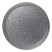 "Durable Packaging Aluminum Cater Trays, 16"" Dia., Flat, 50/Carton (16FT)"