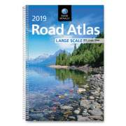 Rand McNally Road Atlases, 2019, Spiral, 264 Pages (RM528019635)