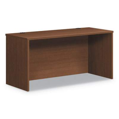 HON Foundation Credenza Shell, 60w x 24d x 29h, Shaker Cherry (HLM60CRD.F)