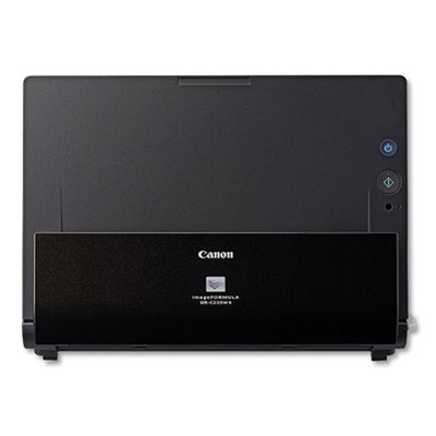 Canon imageFORMULA DR-C225W II Office Document Scanner, 600 dpi Optical Resolution, 30-Sheet Duplex Auto Document Feeder (3259C002)