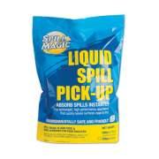 Spill Magic Sorbent, 25 lbs, Bag (97125)