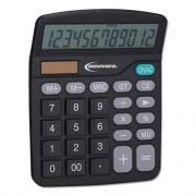 Innovera IVR15923 Desktop Calculator, 12-Digit, LCD