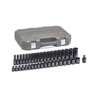 Gearwrench Deep Impact Drive Socket Sets (84948N)