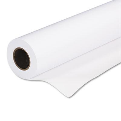 "Epson Singleweight Matte Paper, 5 mil, 36"" x 131.7 ft, Matte White (S041854)"