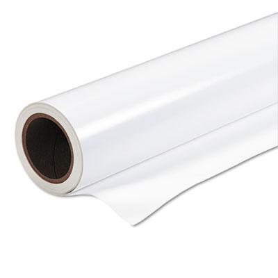 "Epson Premium Luster Photo Paper, 3"" Core, 10 mil, 20"" x 100 ft, Premium Luster White (S042080)"