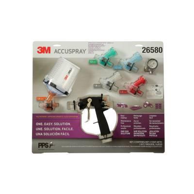 3M Pps 2 Accuspray Gun Kit (26580)