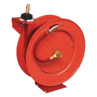 Lincoln Industrial Hose Reels for Air and Water Models 83753 and 83754, Series B (83753)