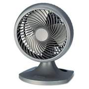 "Holmes Blizzard 9"" Three-Speed Oscillating Table/Wall Fan, Charcoal (HAOF90UC042)"