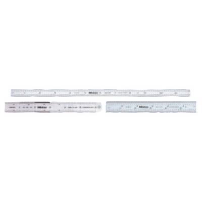 Mitutoyo Series 182 Steel Rulers (182-111)