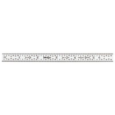 Mitutoyo Series 182 Steel Rulers (182-201)