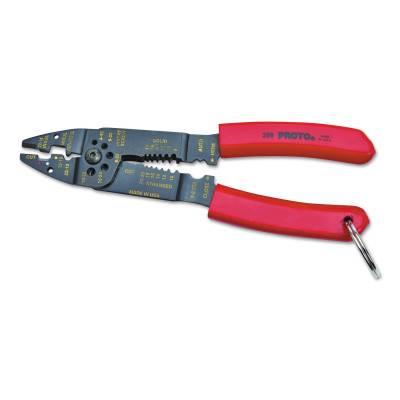 Stanley Proto Tether-Ready Wire Stripper/Crimper Pliers (J299-TT)