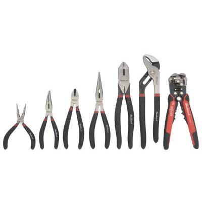 Stanley Blackhawk 7 Piece Electricians Plier Sets (PT-1007S)