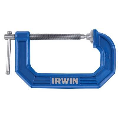 Stanley Irwin Quick-Grip C-Clamps (225102ZR)