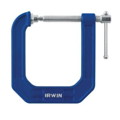 Stanley Irwin Quick-Grip C-Clamps (225123)