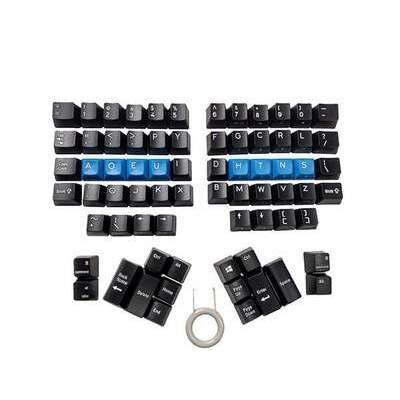 Kinesis Dvorak Keycap Set (KC020DV-BLK)