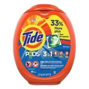 Detergent Pods, Tide Original Scent, 96/Tub, 4 Tubs/Carton (80145)