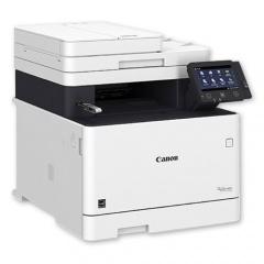 Canon Color imageCLASS MF743Cdw Wireless Multifunction Laser Printer, Copy/Fax/Print/Scan (3101C011)