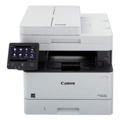 Canon imageCLASS MF445dw Black and White Compact Multifunction Printer, Copy/Fax/Print/Scan (3514C004)