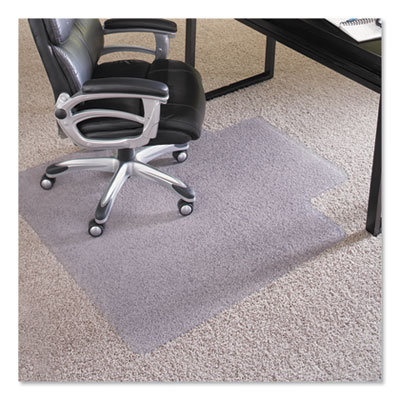 ES Robbins Performance Series Chair Mat with AnchorBar for Carpet up to 1