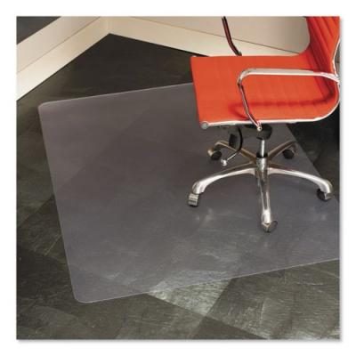 ES Robbins Multi-Task Series Chair Mat for Hard Floors, Heavier Use, 46 x 60, Clear (132321)