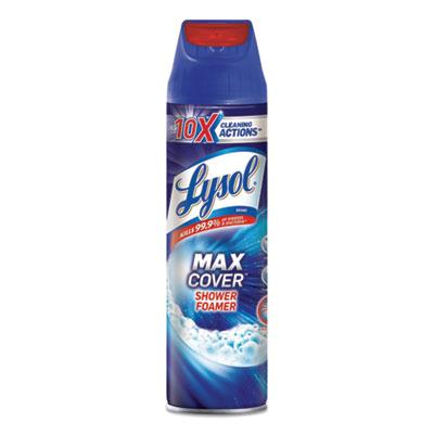 LYSOL Max Foamer Bathroom Cleaner, Fresh Scent, 19 oz Aerosol (95026EA)