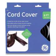 """POWER GEAR CORD COVER, 2.5"""" X 6 FT, BLACK (452817)"""