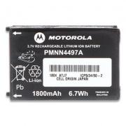 Motorola LI-ION BATTERY FOR CLS SERIES RADIOS, 3.7 V, 1800 MAH (424369)