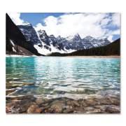 WOW!Pad Mouse Pad, Mountain Lake Landscape Design, Multicolor (940490)