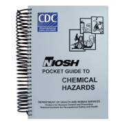 LabelMaster NIOSH Pocket Guide to Chemical Hazards, Spiral, 454 Pages (2831840)