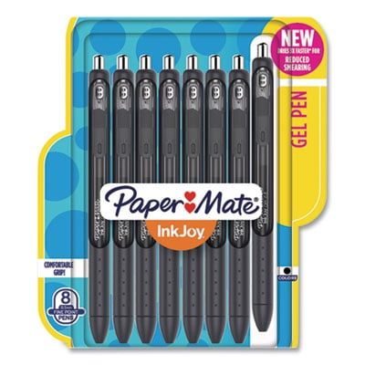 Paper Mate InkJoy Retractable Gel Pens Fine Point Assorted Colors Ink 1958180