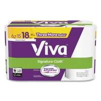 Viva 49634 Signature Cloth Choose-A-Sheet Kitchen Roll Paper Towels