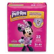 Huggies Pull-Ups Learning Designs Potty Training Pants for Girls, Size 3T-4T, 22/Pack (45140)