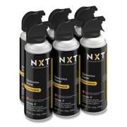 NXT Technologies Electronics Air Duster, 10 oz, 6/Pack (24401447)