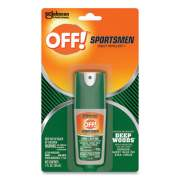 OFF! Deep Woods Sportsmen Insect Repellent, 1 oz Spray Bottle (317188)