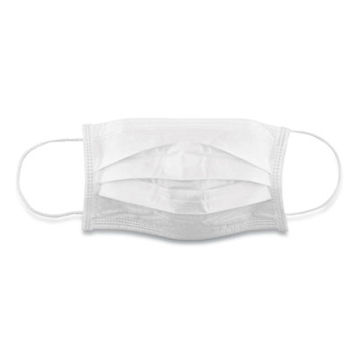GN1 Face Mask, White, 50/Box, 40 Boxes/Carton (WXDKZ0005ES)