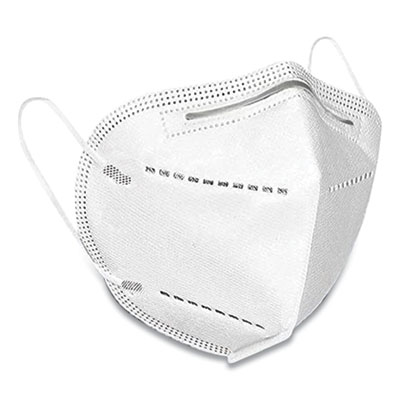 GN1 KN95 Face Mask, 10/Pack (KN955)