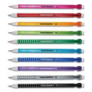 Paper Mate Write Bros Mechanical Pencil, 0.9 mm, HB (#2), Black Lead, Assorted Barrel Colors, 24/Pack (2096296)