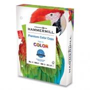 Hammermill Premium Color Copy Print Paper, 100 Bright, 3-Hole, 28 lb, 8.5 x 11, Photo White, 500 Sheets/Ream, 8 Reams/Carton (821052)